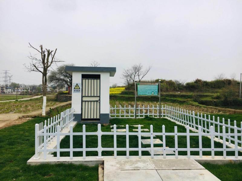 新农村生活污水处理工程
